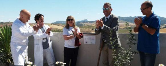 El Hospital de la Serranía y la asociación ALCER celebran el Día Nacional del Donante, Para conmemorar esta fecha se ha plantado un olivo en el centro…, 10 Jun 2019 - 16:53