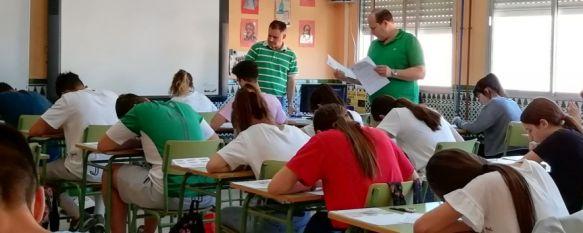 Alrededor de 285 alumnos de Ronda y la Serranía afrontan desde hoy la Selectividad, Este año los alumnos disfrutarán de descansos entre exámenes…, 11 Jun 2019 - 16:52