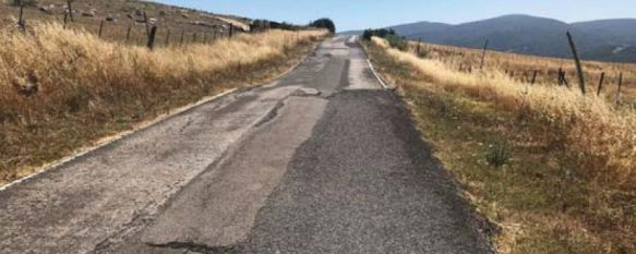 Fomento licita obras de mejora en la carretera que une Cortes de la Frontera con Ubrique, La partida de 4,4 millones de euros servirá para ampliar el…, 12 Jun 2019 - 17:43