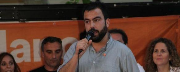 Ciudadanos no entrará definitivamente en el pacto de gobierno con el PP y APR, El candidato a la alcaldía de esta formación, Alberto Serrano,…, 14 Jun 2019 - 19:24