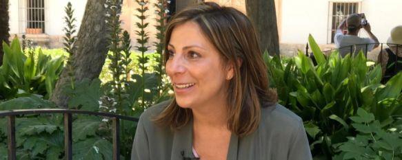 Fernández se compromete a hacer realidad un nuevo PGOU en los próximos cuatro años, La alcaldesa de Ronda anuncia que Obras y Urbanismo conformarán delegaciones aparte y que recuperará la delegación de Acción Social, 17 Jun 2019 - 18:41