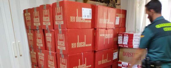 La Guardia Civil de Ronda detiene a siete personas por contrabando de tabaco , Los agentes requisaron el 17 de junio 19.500 cajetillas y los detenidos, vecinos de La Línea de la Concepción, han sido puestos a disposición judicial en los juzgados de Ronda, 25 Jun 2019 - 12:13