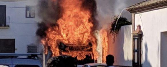 Detenido el autor de cinco incendios en vehículos en diferentes puntos de la ciudad, El sujeto, de mediana edad y natural de Ronda, utilizaba pastillas…, 03 Jul 2019 - 23:27
