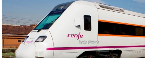 Renfe refuerza el mantenimiento de trenes de la Serie 598 en la línea Algeciras-Granada, El anuncio llega después de que uno de estos trenes sufriera una incidencia al incendiarse uno de sus vagones en Gaucín el pasado sábado, 05 Jul 2019 - 10:37