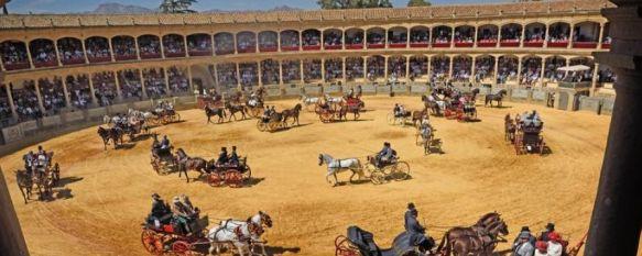 Fiesta, Feria, Goyesca, toros y caballos, Artículo de opinión de Francisco Márquez , 17 Jul 2019 - 17:05