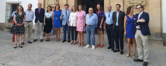 Fomento anuncia inversiones de más de 15 millones de euros en carreteras de la comarca, Marifrán Carazo ha informado de que los presupuestos de 2019 y 2020 prevén una partida de 1,2 millones para iniciar el estudio de viabilidad de una autovía Málaga-Campillos-Ronda, 22 Jul 2019 - 13:13