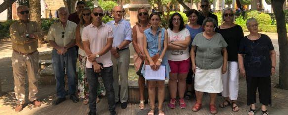 Los vecinos de la calle Tenorio, en pie de guerra ante el comportamiento de un vecino, Afirman sentir miedo e indefensión por la falta de civismo…, 23 Jul 2019 - 19:03