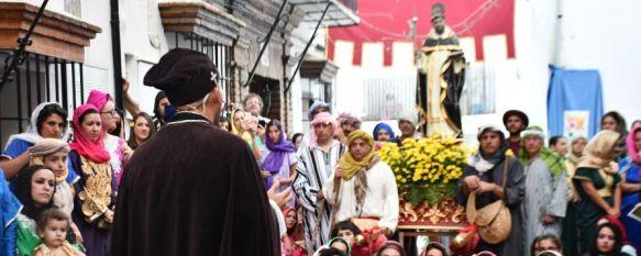 La fiesta de Moros y Cristianos traslada a Benalauría al siglo XVI
