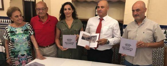 El Restaurante Flores cumple un siglo de vida, Los propietarios del emblemático establecimiento hostelero…, 13 Aug 2019 - 12:55