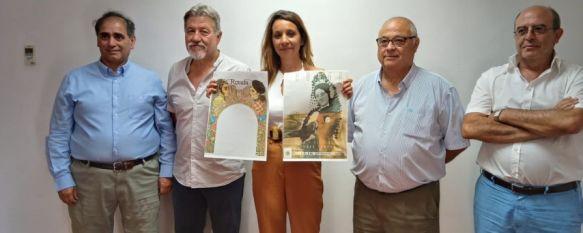Fiestas presenta los diseños del cartel y de la portada de feria más votados, El Consejo Asesor de Fiestas ha ratificado los trabajos ganadores,…, 14 Aug 2019 - 17:18