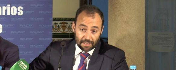 El rondeño Manuel Giménez, nuevo consejero de Economía en la Comunidad de Madrid, El joven abogado es una de de las apuestas de Ciudadanos para su gobierno de coalición con el Partido Popular, 19 Aug 2019 - 18:35