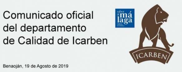 Benaoján se desmarca del brote de listeria derivado del consumo de carne mechada en Sevilla, Icarben y El Cerdito Andaluz, principales productores cárnicos…, 19 Aug 2019 - 19:30