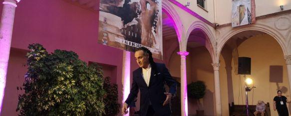 Santo Domingo acoge el acto oficial que introduce los eventos de la Feria de Pedro Romero, Anoche el patio central de este espacio fue el escenario de…, 20 Aug 2019 - 13:24
