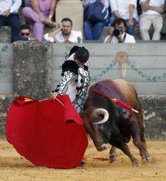 Aguado debutó en la Goyesca de Ronda  // Arjona