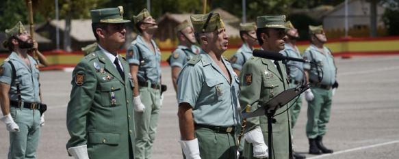 Luis Santamaría releva a Francisco López Villar al frente del Grupo de Caballería, El acto de toma de posesión del nuevo teniente coronel ha estado…, 09 Sep 2019 - 21:13