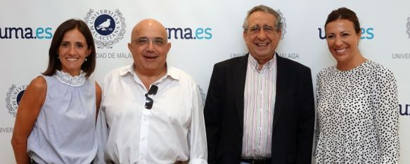 Mª Paz Fernández anuncia la recuperación de los Cursos de Verano de la UMA para 2020, La universidad decidió suspender los seminarios en Ronda, su…, 11 Sep 2019 - 13:40