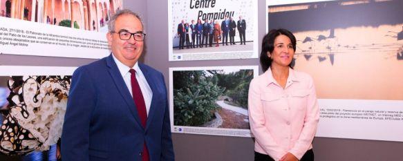 """El Museo Unicaja Joaquín Peinado acoge la muestra """"2018. Imágenes de un año"""", La exposición, disponible hasta el 26 de octubre, exhibe el…, 01 Oct 2019 - 18:33"""