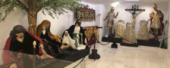 La Agrupación de Hermandades inaugura el Centro de Interpretación de la Cultura Cofrade, El espacio, que el viernes abría sus puertas en calle Armiñán,…, 14 Oct 2019 - 10:51