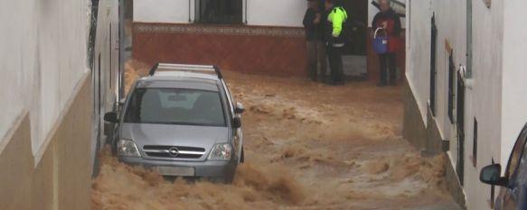 El rastro del temporal que devastó Ronda, un año después, Pese a que los daños registrados en la ciudad fueron acometidos de urgencia, los caminos rurales siguen pendientes de arreglos por valor de más de 142.000 euros, 21 Oct 2019 - 13:27