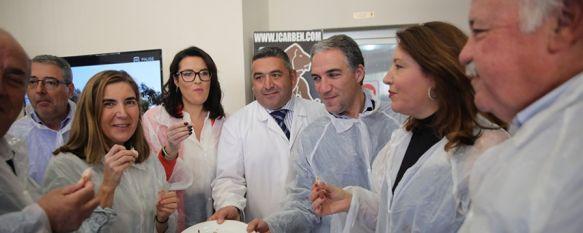 La Junta presenta en Benaoján una campaña nacional de apoyo al sector cárnico , El gobierno andaluz ha presentado diversas acciones como la creación de una mesa técnica que dará lugar a la primera Organización Andaluza de los Cárnicos, 28 Oct 2019 - 13:59