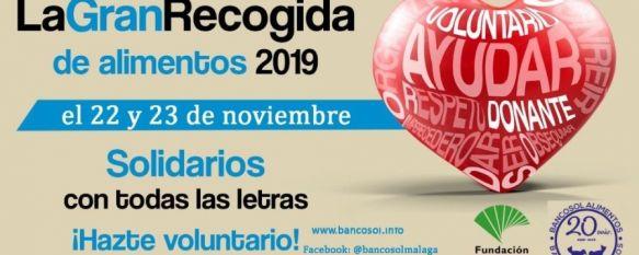 Según el presidente de Bancosol, en los últimos meses ha aumentado el número de usuarios de este banco de alimentos en Ronda y la comarca. // CharryTV