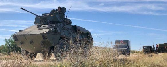 Una treintena de legionarios del Grupo de Caballería desplegarán durante seis meses en Líbano, El contingente Libre Hidalgo XXXII, que partirá en tres rotaciones a partir del martes día 12, estará integrado por unos 600 soldados al mando del general Marcos Llago, 07 Nov 2019 - 17:50
