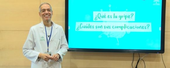 Comienza la campaña de vacunación contra la gripe, El Área Sanitaria de la Serranía recomienda esta vacuna a mayores de 65 años y pacientes mayores de seis meses pertenecientes a grupos de riesgo por su perfil, 07 Nov 2019 - 18:46