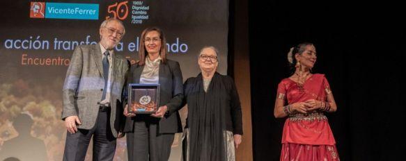 La Fundación Vicente Ferrer reconoce al Ayuntamiento de Ronda, La entidad destaca el respaldo ofrecido por el Consistorio tras…, 14 Nov 2019 - 17:28