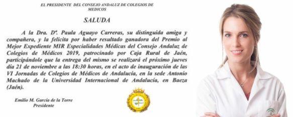 La doctora Paula Aguayo trabaja tanto en la Clínica de Dermatología Pedro Jaén como en el Hospital Gregorio Marañón. // CharryTV