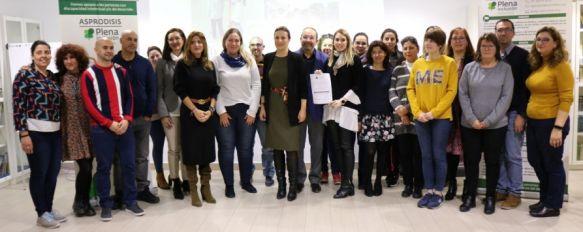 El CAIT de Asprodisis obtiene la certificación de calidad óptima de la Junta de Andalucía, Profesionales de diversos perfiles atienden en el Centro de Atención Infantil Temprana a 120 niños de entre 0 y 6 años prematuros, con discapacidad, o con alto riesgo de tenerla, 09 Jan 2020 - 17:53