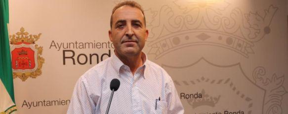 El concejal de Medio Ambiente, Juan Carlos González  // CharryTV