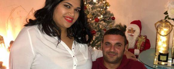 En la imagen Vicente y su mujer, días antes del accidente. // CharryTV