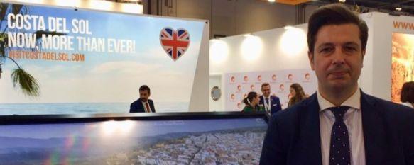 Miguel Guerrero, un JASP con ADN rondeño al frente de Turismo de Ronda , El Consejo de Administración de la empresa pública se ha decantado…, 15 Jan 2020 - 15:56