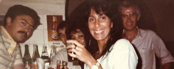 Cher recuerda su paso por Ronda en Twitter