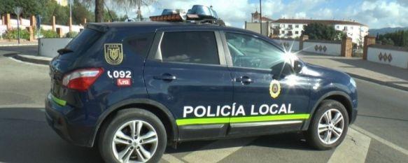 La Policía Local detiene a un vecino de Ronda por tres delitos contra la seguridad vial, El individuo, de 43 años, conducía bajo los efectos del alcohol con un permiso que no tenía vigencia ya que había sido retirado por resolución judicial, 23 Jan 2020 - 13:57