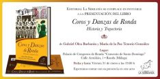 La presentación del nuevo libro tendrá lugar en el Convento de Santo Domingo. // CharryTV