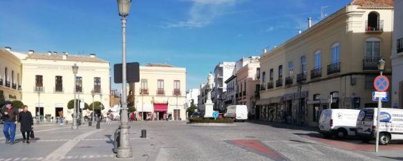 La calle Virgen de la Paz se verá afectada por obras hasta principios de abril, La actuación que comienza el lunes, en el tramo comprendido entre el inicio de Calle Espinel y Plaza de España, costará 78.000€ y el tráfico será desviado , 30 Jan 2020 - 12:15
