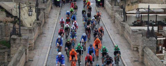 El pelotón de la Vuelta Ciclista a Andalucía llegará a Ronda el próximo miércoles