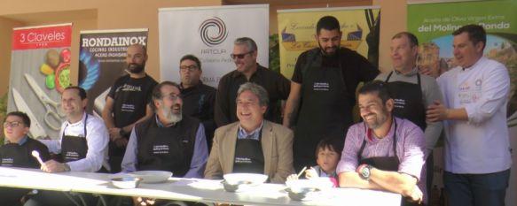 El I Concurso Nacional de Cocina para Invidentes se celebra con éxito de participación, El riojano Ángel Palacios fue el ganador de esta primera edición en el que han competido 11 cocineros con una deficiencia visual superior al 70%, 10 Mar 2020 - 16:31