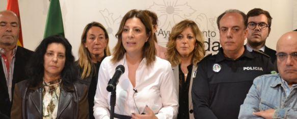 Se anuncia la suspensión de eventos y cierre de centros públicos por el coronavirus, La alcaldesa de Ronda anuncia un nuevo caso de contagio en la ciudad y explica que se espera la confirmación de un tercero, tras el primer diagnostico del viernes, 12 Mar 2020 - 16:24