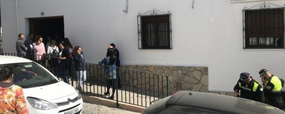 Una profesora de La Inmaculada, confirmada como segundo caso de coronavirus en Ronda, Desde el colegio llaman a la tranquilidad a la comunidad educativa a la espera de adoptar las medidas preventivas que dictamine el Gobierno andaluz , 12 Mar 2020 - 18:24