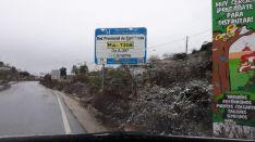 Carretera de acceso a Cartajima  // CharryTV