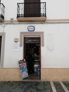 En el negocio de Pepe Palenque la actividad se concentra por las mañanas. // CharryTV