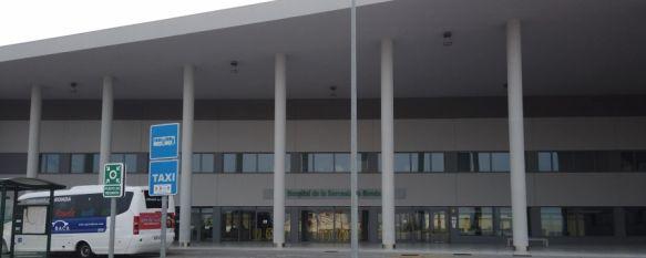 El número de contagios por coronavirus asciende a nueve personas en Ronda, Seis de ellos se encuentran en estos momentos en el Hospital Comarcal de la Serranía y los tres restantes, aislados en sus domicilios, 19 Mar 2020 - 10:18