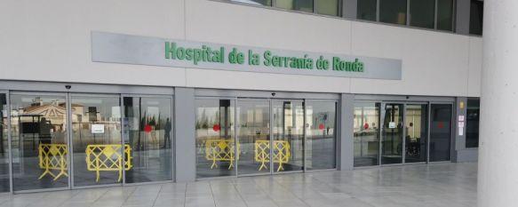 El coronavirus se cobra su primera víctima mortal en Ronda, Se trata de una mujer de 84 años, que ingresó en el Hospital de la Serranía el pasado domingo , 19 Mar 2020 - 12:26