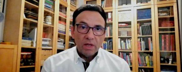 """""""Un alto porcentaje de contagios se producen desde personas asintomáticas"""", El representante del Sindicato Médico Andaluz, Cristóbal Avilés, sostiene que unos 40 sanitarios están en cuarentena preventiva por haber atendido a pacientes con Covid-19, 20 Mar 2020 - 13:08"""