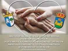 Franco ha querido destacar la concordia entre los dos pueblos vecinos. // Ayuntamiento de La Línea de la Concepción