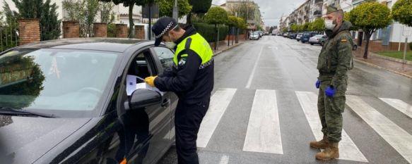 La Policía Local impone 53 sanciones por incumplimiento de confinamiento, Este cuerpo informa de que algunos casos son reincidentes y advierte de que las multas implican importantes cantidades económicas de hasta 30.000 €, 25 Mar 2020 - 14:34