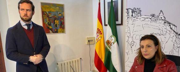 La VIIIª edición de Ronda Romántica y la Real Feria de mayo se aplazan a 2021, La alcaldesa ha firmado un bando en el que quedan suspendidos oficialmente todos los eventos previstos para el mes de mayo por la crisis del COVID-19, 27 Mar 2020 - 13:59