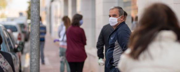 Ronda cuenta con 32 personas con coronavirus y registra un nuevo fallecido, Desde el Sindicato Médico denuncian que el Hospital de Marbella limita la toma de muestras a 10 diarias, y aún 28 profesionales esperan resultados , 30 Mar 2020 - 14:14